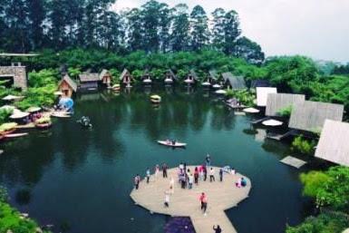 10 Destinasi Wisata Alam Favorit Bandung yang Sering Dikunjungi Wisatawan [Pict]