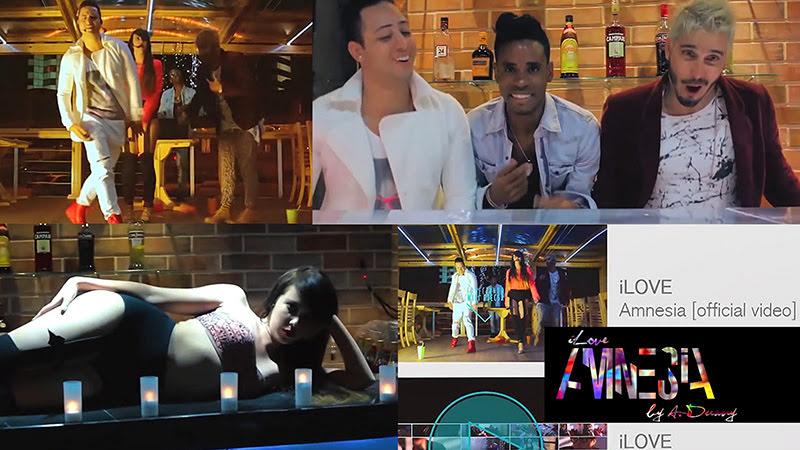 iLove - ¨Amnesia 2.0¨ - Videoclip - Dirección: Alain Duany. Portal Del Vídeo Clip Cubano
