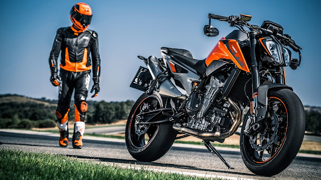 KTM 790 Duke 2019 hd image
