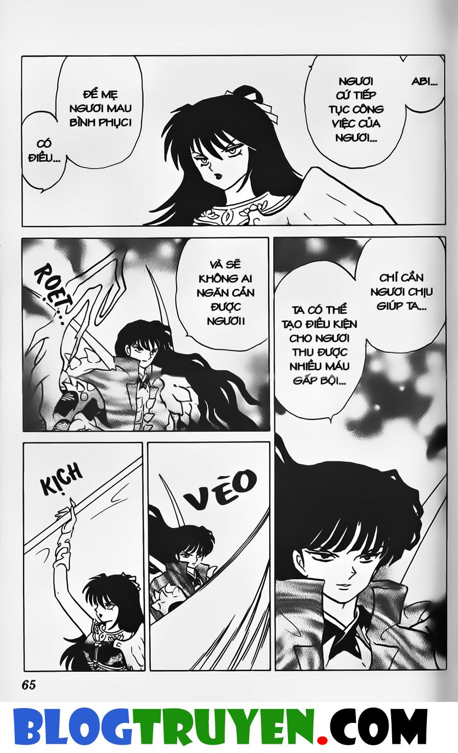 Inuyasha vol 31.4 trang 6