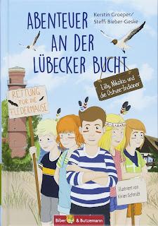 Reiseführer für Kinder: Kerstin Groeper/Steffi Bieber-Geske: Abenteuer an der Lübecker Bucht