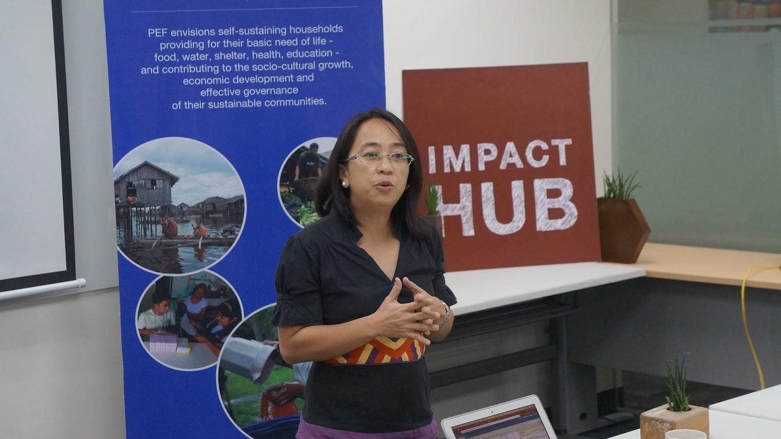 3 startups awarded on impact hub fellowship on sustainable energy the winners were cleverheat higi and solar sari sari store