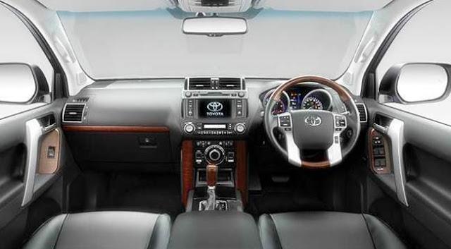2017 Toyota Land Cruiser Diesel Redesign