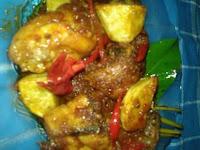 Resep Ayam Goreng Kecap dengan 7 Bumbu Dapur