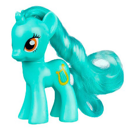 My Little Pony Bagged Brushable Lyra Heartstrings