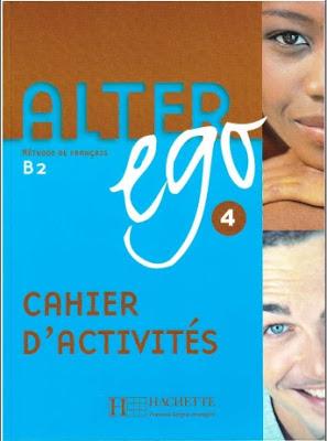 Alter ego 4 B2 - Cahier d'activités PDF