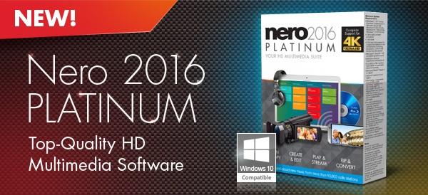 Scaricare Installare e Attivare Nero Platinum 2016