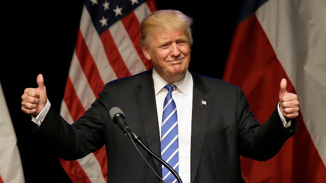 O professor Helmut Norpoth, disse que seu modelo mostra Trump melhor nas primárias e isso irá fazer Trump vencer no próximo mês, The Independent informou