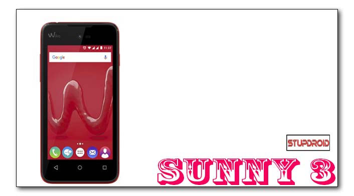 How to Install official Firmware Flash File Wiko Sunny 3 w_k120