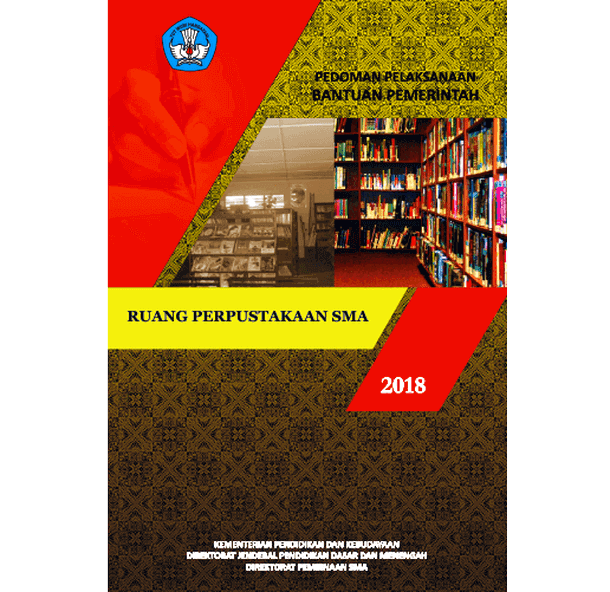 Juknis Bantuan Perpustakaan SMA Tahun 2018