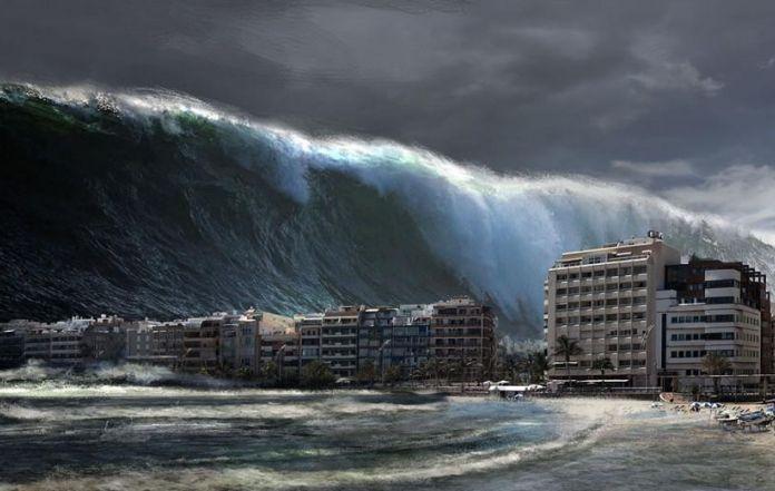 Ancaman Tsunami Kembali Datang Ke Indonesia
