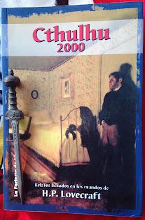 Portada del libro Cthulhu 2000, de varios autores