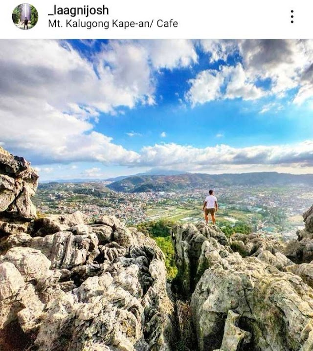 Mt. Kalugong Kape-an/Cafe, a Coffee Shop that Requires a Hike