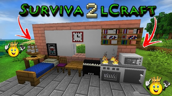 Download Survivalcraft 2 Mod Apk Full Android Game