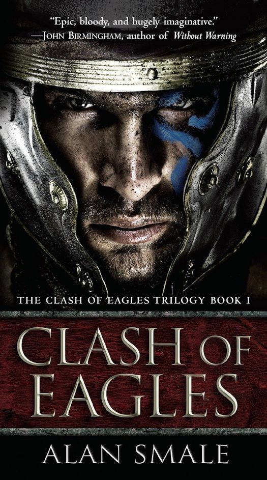Interview with Alan Smale, author of the The Clash of Eagles Trilogy