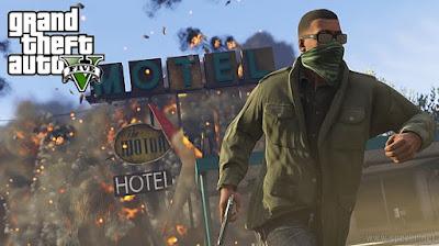 Grand Theft Auto 5 [ PC GAME ]
