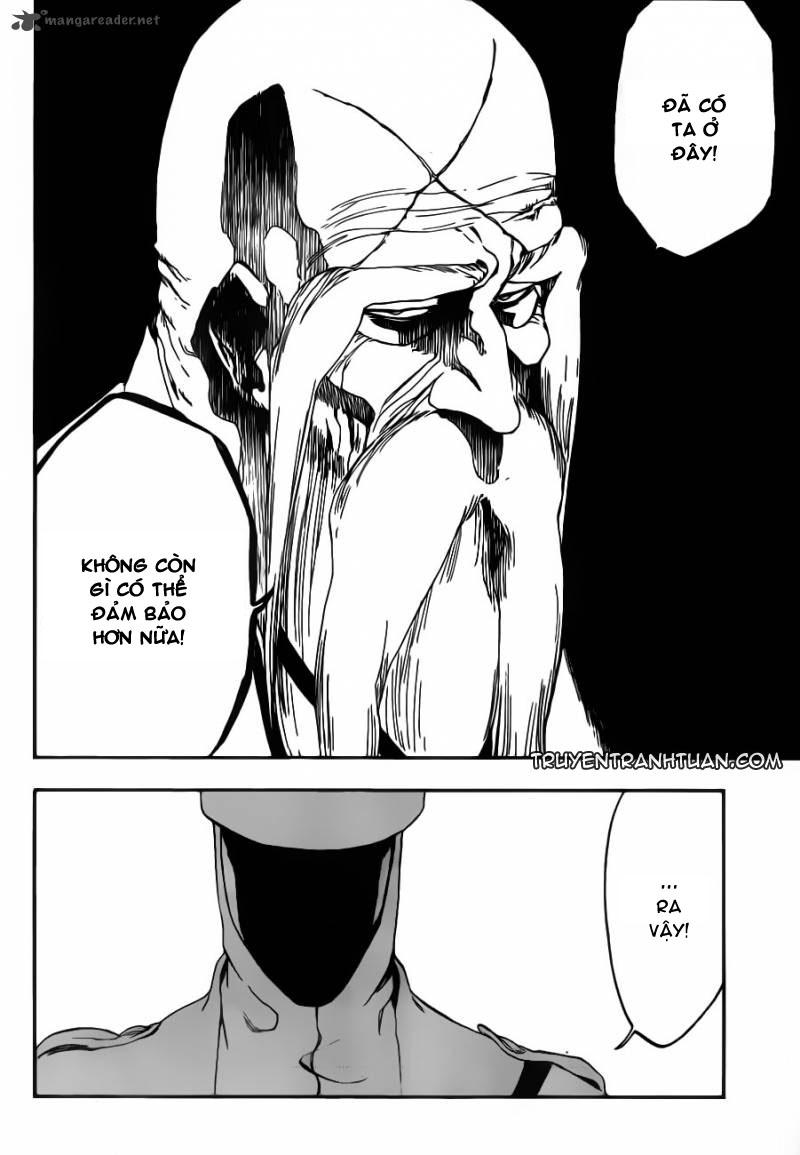 Bleach chapter 483 trang 3
