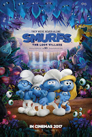 Smurfs: The Lost Village Movie Poster 2