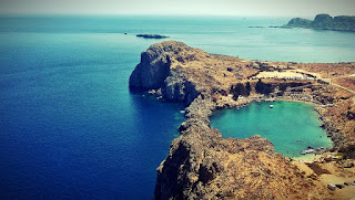 Lindos-Greece
