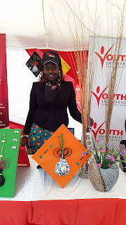 Youth fund beneficiary in kenya
