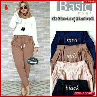 SPC117C51 Celana Basic Terbaru Pant Celana Wanita | BMGShop