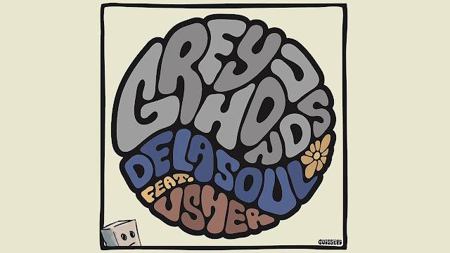 """De La Soul lança a musica """"Greyhounds"""" com part. do Usher"""