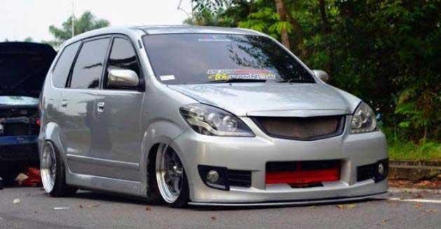 Modifikasi Mobil Toyota Avanza Terkeren