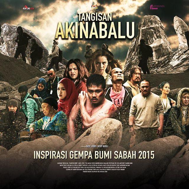 Sinopsis Film Tangisan Akinabalu (2018)