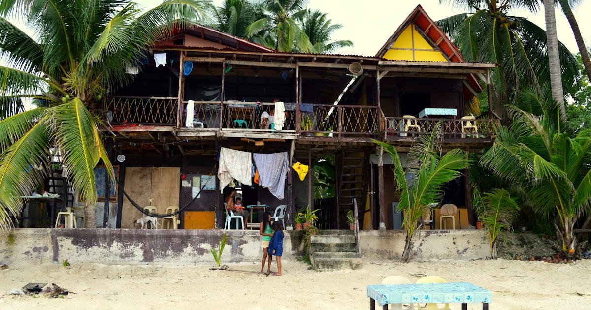 Lonely Travelogue: WHERE TO STAY IN SIQUIJOR: Lorna's End of the World