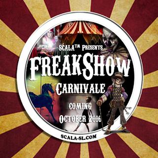 Freakshow Carnivale