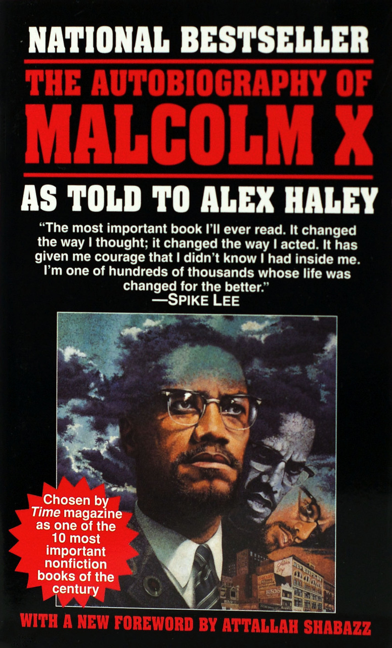 Malcolm X was published in 1965