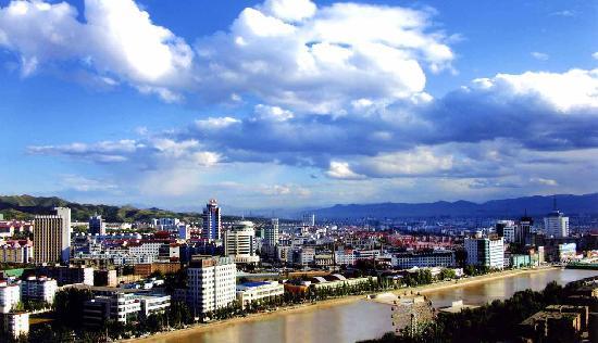 Zhangjiakou ou Changkiakow