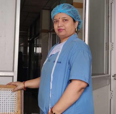 Dr Aratiprava Sahu Anesthesiologist Cuttack