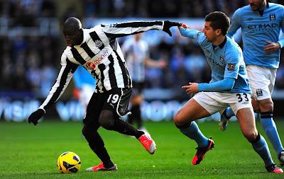 Newcastle United vs Manchester City, Premier League Live stream info