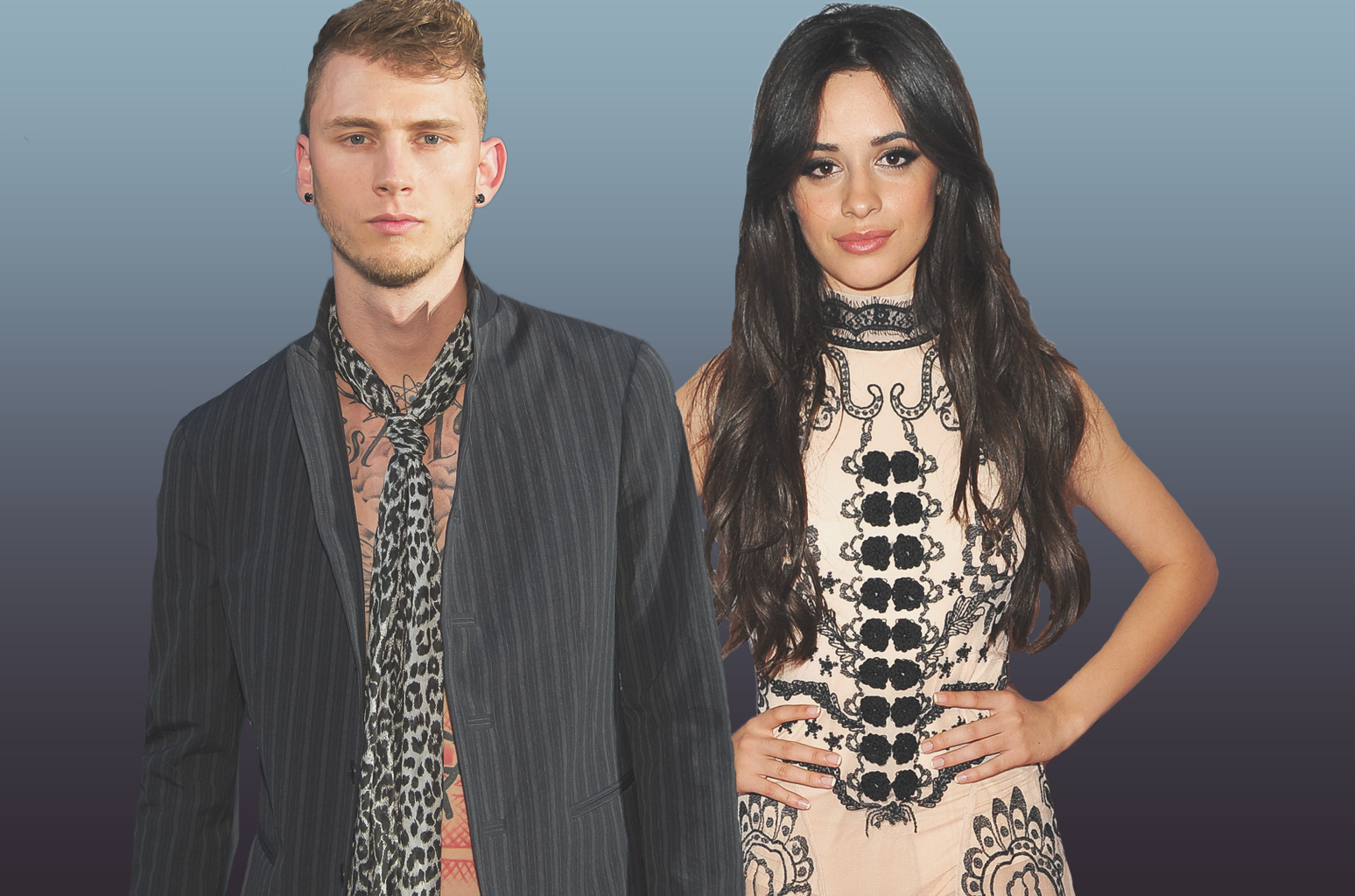 """Camila Cabello publica adelanto del video de """"Bad Things"""", junto a Machine Gun Kelly"""