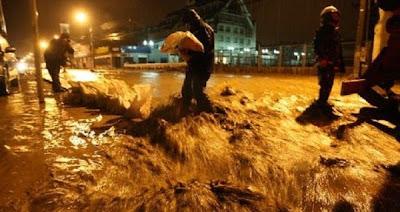 soñar con inundacion