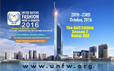 How United Nations Fashion Week & Awards will Prosper Local Markets