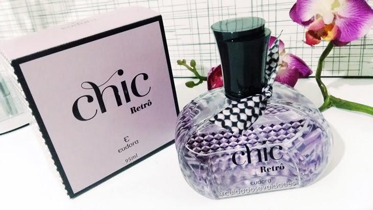 Perfume Chic Retrô Eudora
