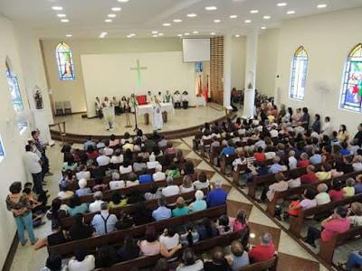 Paróquia São José Operário de Registro é reinaugurada após reforma