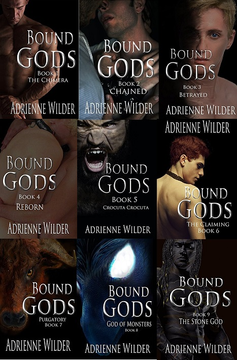 The Bound Gods Series