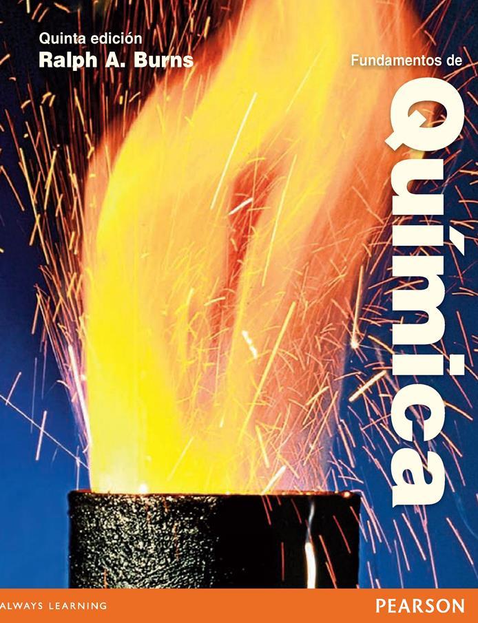 Fundamentos De Quimica Ralph Burns Quinta Edicion Pdf