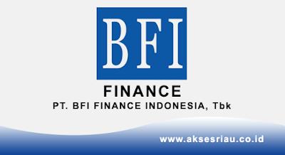 Lowongan PT. BFI Finance Indonesia Pekanbaru September 2017