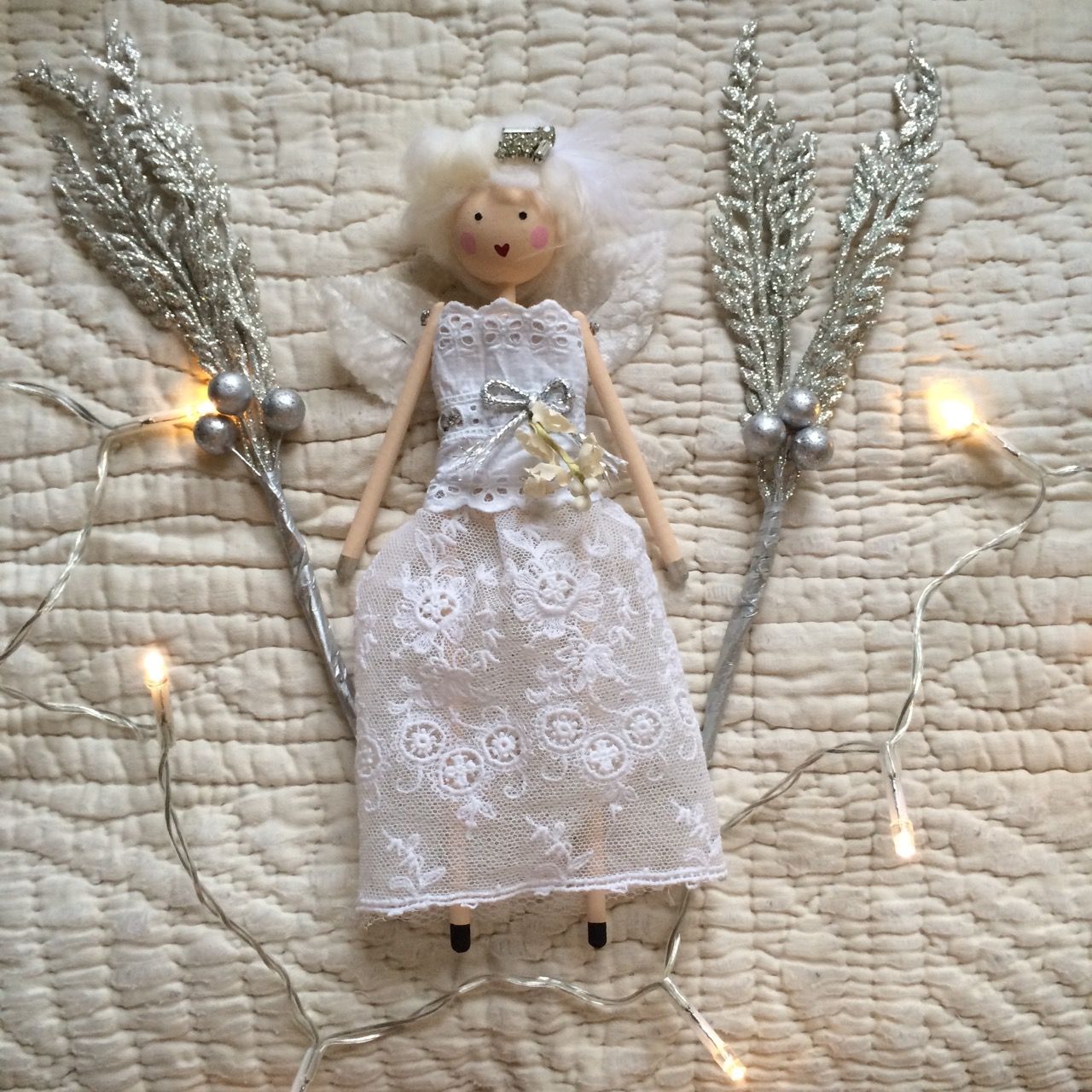 Handmade Princess Fairy