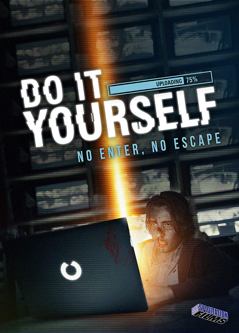 do it yourself film poster