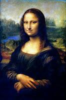 Monalisa The most famous painting - Perbedaan Menggambar Dan Melukis - evadollzz.com