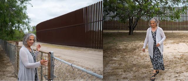 NUEVA YORK._ La profesora Eloísa Támez es la única persona en Estados Unidos, con la llave para abrir la puerta y cruza al otro lado del muro fronterizo. Lea por qué