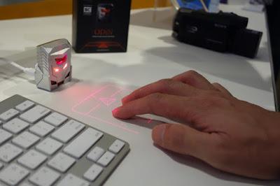 Cara Mengganti Mouse Komputer/Latop Dengan TouchScreen Android