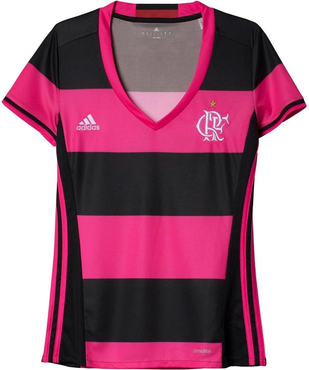 5fd58204b1abd Flamengo lança camisa especial em homenagem ao Dia das Mulheres ...