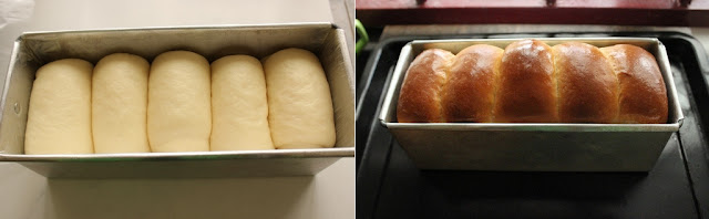 Condensed Milk Bread