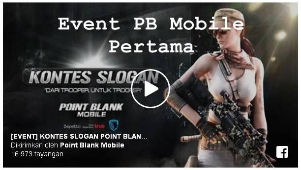 """Event Pertama PB Mobile """"Kontes Slogan"""" Dengan Hadiah Utama Smartphone Xiaomi Mi4i"""